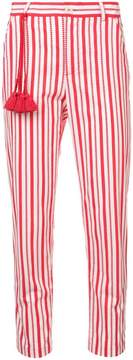 Figue striped trousers