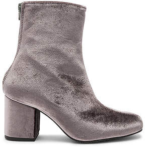 Free People Velvet Cecile Bootie