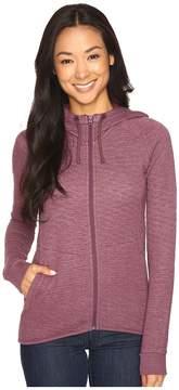 Merrell Kota Quilted Full Zip Hoodie Women's Sweatshirt