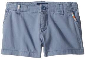 Polo Ralph Lauren Embroidered Chino Shorts Girl's Shorts