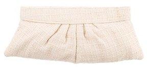 Lauren Merkin Wool Frame Clutch