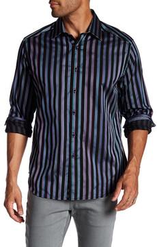 Robert Graham Sugar Maple Woven Shirt