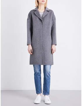 Claudie Pierlot Galva wool-blend coat