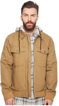 Billabong Barlow Twill Jacket Men's Coat