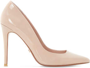 Dune Aiyana stiletto patent court shoes