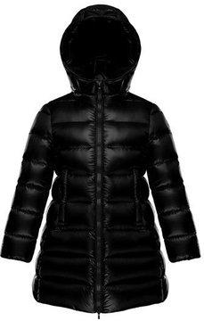 Moncler Suyen Hooded Long Puffer Coat