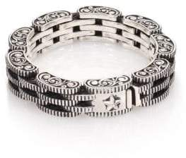 King Baby Studio Sterling Silver Rotor Link Bracelet