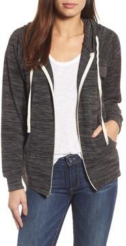 Caslon Women's Zip Front Hoodie