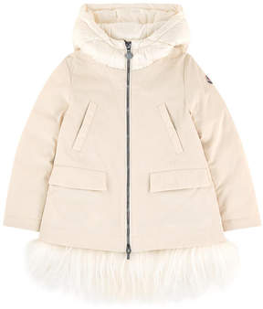 Moncler Parka with down and feather padding - Chevronne