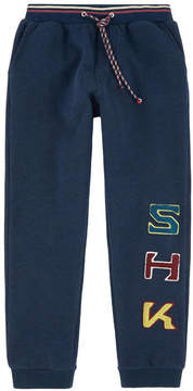 Scotch & Soda Tracksuit pants with patches