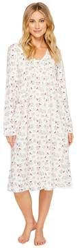 Carole Hochman Soft Jersey Long Gown Women's Pajama