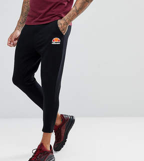 Ellesse Ankle Grazer Joggers In Black
