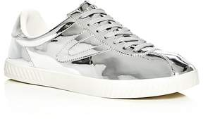 Tretorn Men's Camden 2 Metallic Lace Up Sneakers
