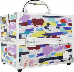 Caboodles Pop Art Adored Train Case