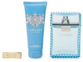 Versace Eau Fraiche Gift Set/3.4 oz.