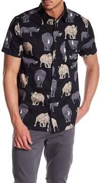 Sovereign Code Loiter Regular Fit Shirt