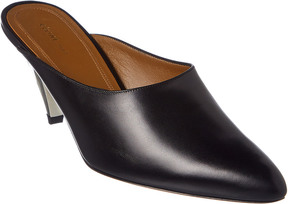 Celine 65 Blade Heel Leather Mule