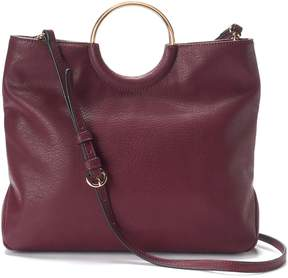 Lauren Conrad Ring Convertible Crossbody Bag