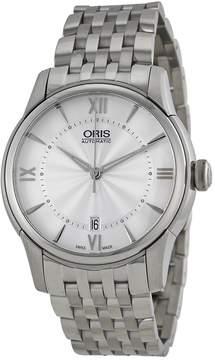 Oris Artelier Automatic Silver Dial Men's Watch 733-7670-4071MB
