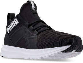 Puma Men's Enzo Mesh Casual Sneakers from Finish Line