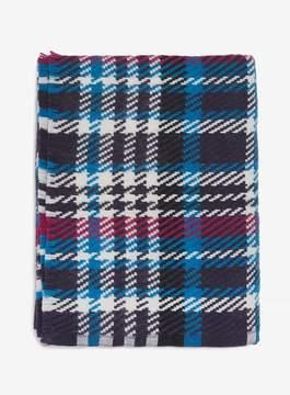 Dorothy Perkins Multi Coloured Herringbone Checked Scarf