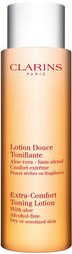 Clarins Extra-Comfort Toning Lotion for Dry or Sensitive Skin, 6.8 oz