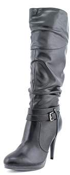 Style&Co. Style & Co. Womens Fearse Almond Toe Knee High Fashion Boots.