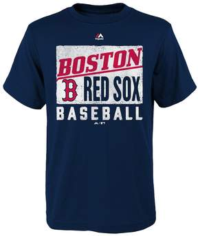 Majestic Boys 8-20 Boston Red Sox Out of the Box Tee