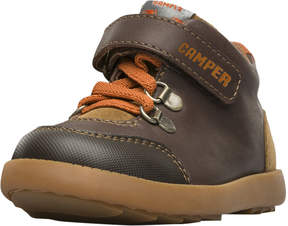 Camper Padded Collar Boot