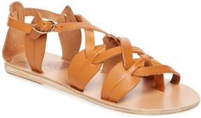 Ancient Greek Sandals Women's Filareskia Leather Sandal