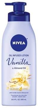 Nivea Oil Infused Lotion Vanilla & Almond Oil - 16.9 fl oz