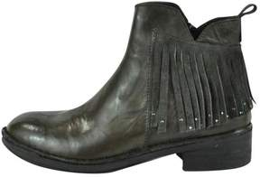 Khrio Fringe Leather Boot