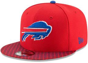 New Era Boys' Buffalo Bills 2017 Official Sideline 9FIFTY Snapback Cap