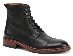 Trask Men's 'Lowell' Cap Toe Boot