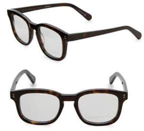 Stella McCartney 47MM Square Eyeglasses