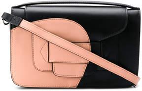 Pierre Hardy colour contrast shoulder bag