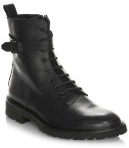 Belstaff Paddington Leather Ankle Boots