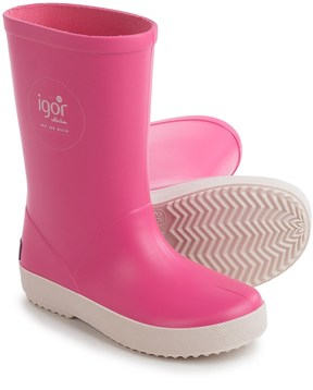 Igor Splash Nautico Rain Boots - Waterproof (For Little and Big Girls)