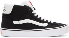 Vans Black Schoeller Edition Mid Skool Lite LX Sneakers