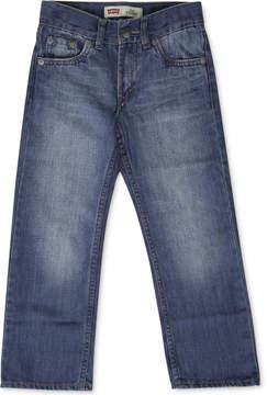 Levi's 514 Straight Fit Jeans, Big Boys (8-20)