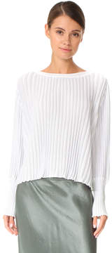 ADAM by Adam Lippes Ribbed Knit Sweater