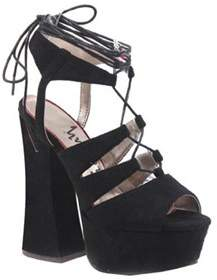Luichiny Women's Try This On Platform Sandal.