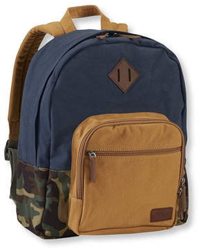 L.L. Bean Field Canvas Classic Backpack