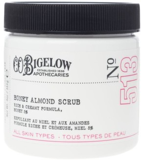 C.O. Bigelow Honey Almond Scrub
