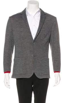 Dirk Bikkembergs Wool-Blend Knit Sport Coat