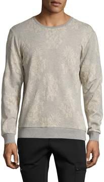 J. Lindeberg Men's Abur Intarsia Sweatshirt