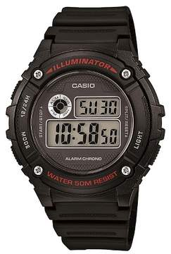 Casio Women's Illuminator Wristwach- Black
