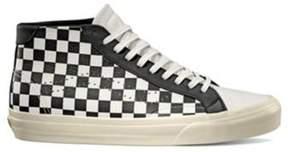 Vans U Court Mid Checker