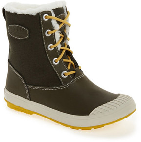 Keen Elsa Waterproof Faux Fur Boot