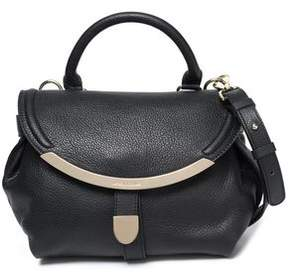 See by Chloe Lizzie Small Pebbled-Leather Shoulder Bag